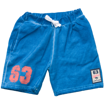 Boys Brushed Back Shorts (2-7yrs 10 Pack)