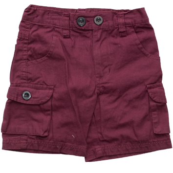 Boys Cargo Shorts (2-7yrs 10 Pack)