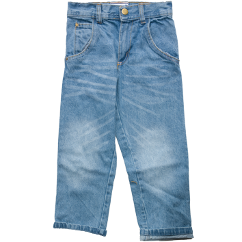 Boys Denim Jeans (2-7yrs 10 Pack)