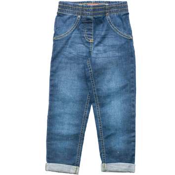 Boys Vroom Distressed Denim Jeans (2-7yrs 10 Pack)