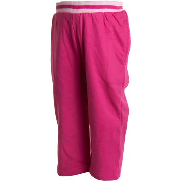 Girls Jogpants Cerise Pink (6-23mnths 6 Pack) - (2-6yrs 6 Pack)